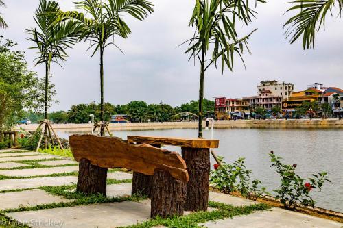 Hue River Side Villa