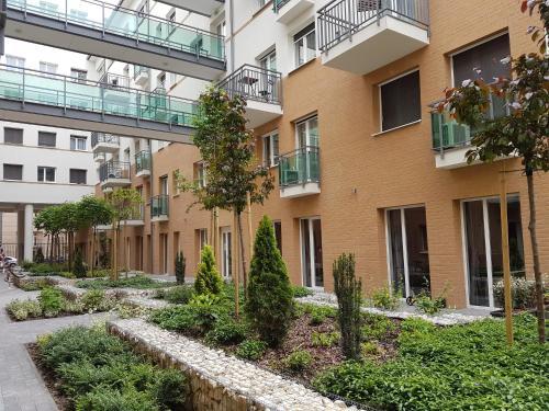 CorviNext City Center Apartments