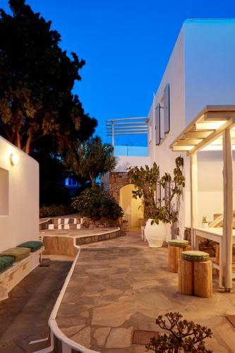 Reserve This Budget Hotel Description For A11y Mykonos Town Suites