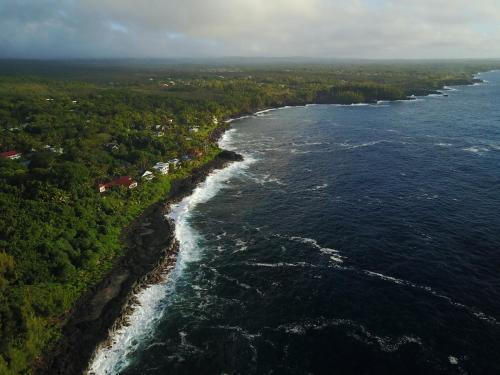 Nice, Big House Near the Kalapana Lava Flows & Kehena Beach