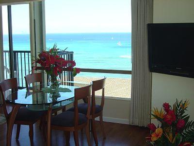 Ocean View 1B/2B Waikiki Beach