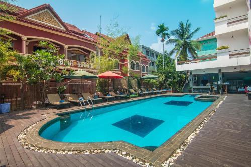 Mekong Angkor Palace Inn