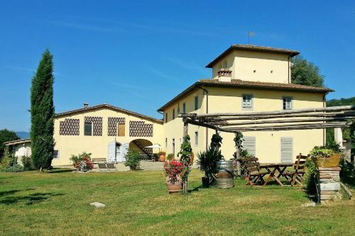 Ferienwohnung Castelfranco di Sopra 160S