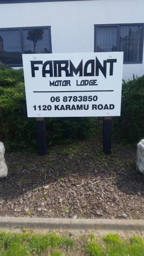 Fairmont Motor Lodge