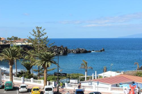 Ocean View Apartment on the beach Playa de La Arena