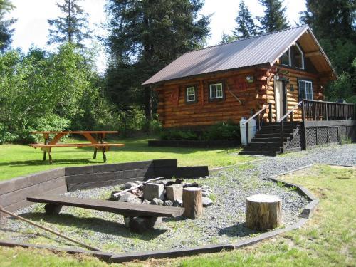 Andersen's Evergreen Cabin