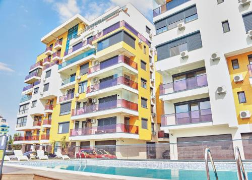 Apartament Sonia Mamaia in Luxury Vila SOPHIA 2