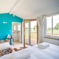 Glamping at The Holford Arms