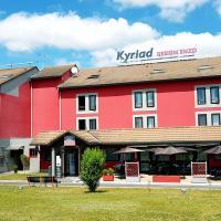 Kyriad Design Enzo Cannes-Écluse