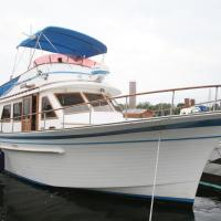 Albin Houseboat in Dwtn Providence