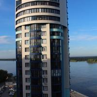 Apartment on Prirechnaya ulitsa 9
