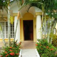 Villa vacacional, en palma real