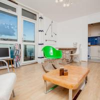 2BD Apartment in Bermondsey with Amazing Views!