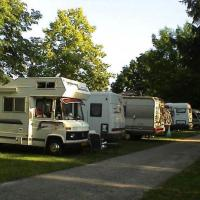 """Camping """"Donaublick"""" Grein"""