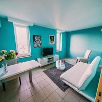 Renovated Apartment in Antwerp city center