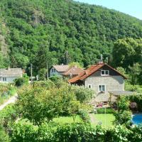 Romantický pokoj vila Černošice