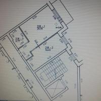 Trijų kambarių buto nuoma