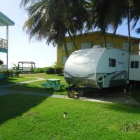 Camper Beach Front
