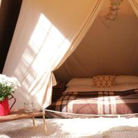 Vintage Canvas Glamping