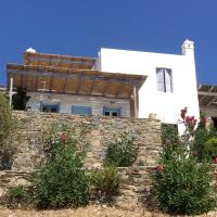 Sea View Villa Serifos Island