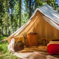 Projekt Kodu Off-Grid retreat