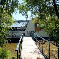 Hotel Plutitor Egreta 1