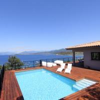 Villa d'exception sur la baie pour 8 personnes - Coti Chiavari