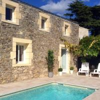 La Porte Bleue with Private Heated Outdoor Pool