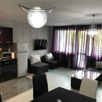 "Purple flat ""Kapana"" - luxury stay in Plovdiv"