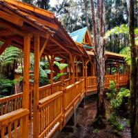 Laukapu Forest Cottage