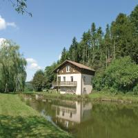 Holiday Home Girmont-Val-D'Ajol with a Fireplace 04