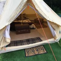 Fishermans Cove Glamping site