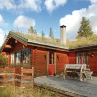 Three-Bedroom Holiday Home in Hovden