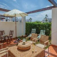 Three-Bedroom Apartment in Alhama de Murcia