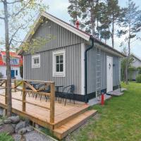 One-Bedroom Holiday home Lärbro 0 06