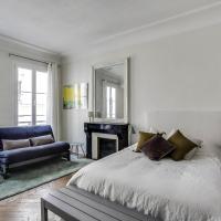 Stylish Studio in the heart of Paris - République