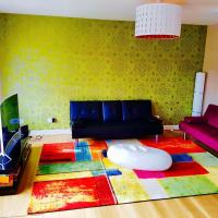 Glasgow City Primo location 2 Bed flat