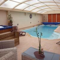 Holiday Home Frehel with Hot Tub I
