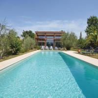 Four-Bedroom Holiday Home in St Cezaire sur Siagne