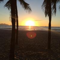 Apartamento Copacabana - Quadra da Praia