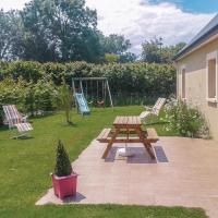 Three-Bedroom Holiday Home in Colleville-sur-Mer