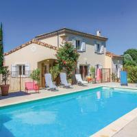 Three-Bedroom Holiday Home in Espeluche