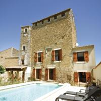 Three-Bedroom Holiday Home in Bollene