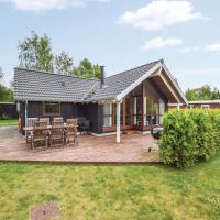 Three-Bedroom Holiday Home in Kalundborg