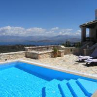 Traditional Stone Villa Olympia
