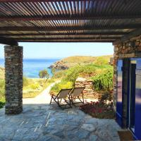 Agelos Beachfront Villa
