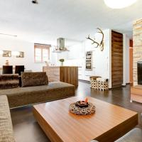Mountain Lodge - 6 Zimmerappartement