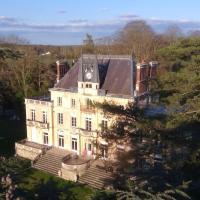 Chateau de la Rocherie Nevers Nord / Varennes-Vauzelles