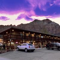 Pioneer Lodge Zion National Park-Springdale
