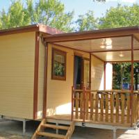 Holiday Home Mobile Home plus